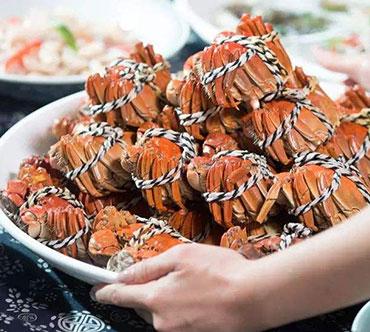 食蟹注意事项